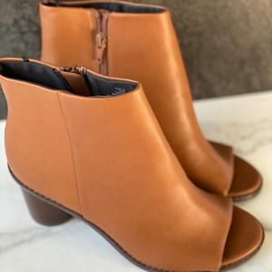 H&M Open Toe Ankle Boots